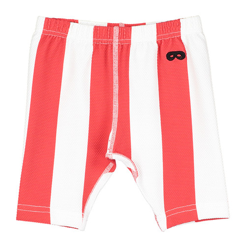 Swim Cycle Shorts, Deck Chair Stripe