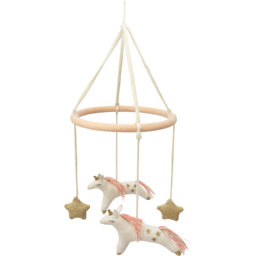 Unicorn Baby Mobile