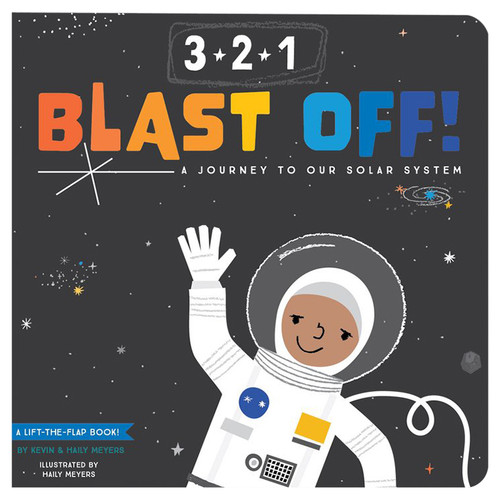 3-2-1 Blast Off! A Journey to Our Solar System Book