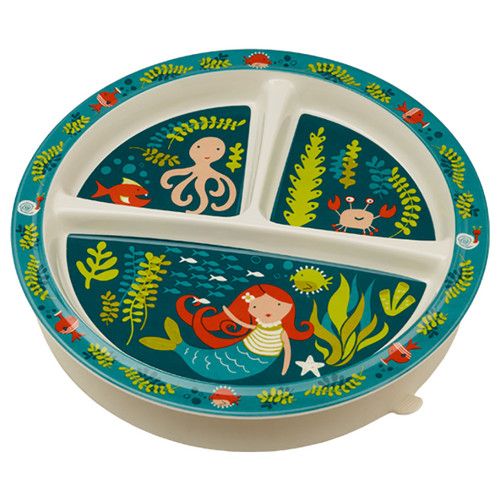 Divided Suction Plate, Isla the Mermaid