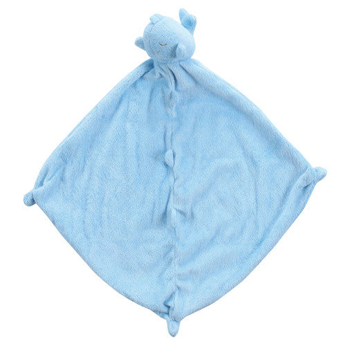 Blue Whale Security Blankie