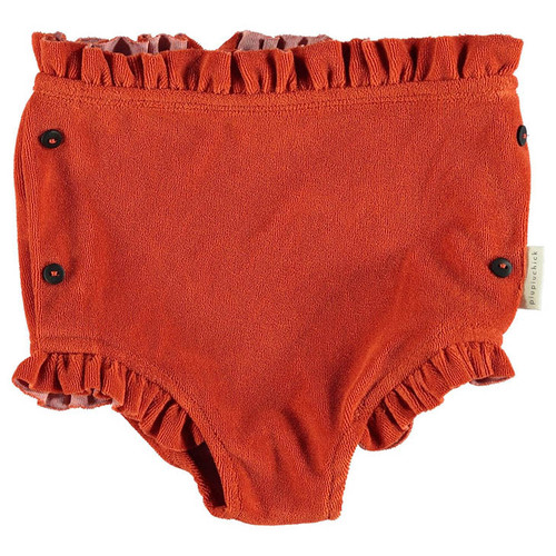 Frill Bloomers, Red