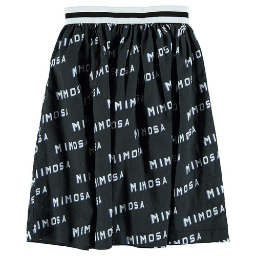 Pleated Skirt, Mimosa