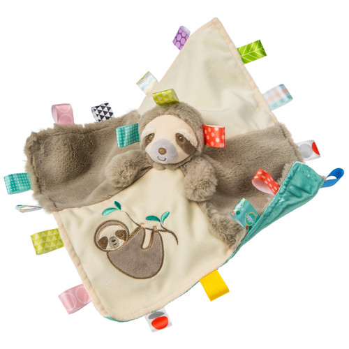 Taggies Sloth Security Blanket