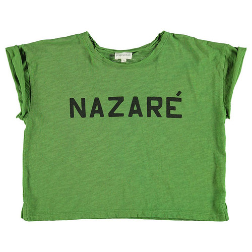T-Shirt, Green Nazare