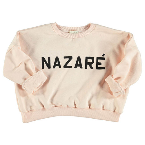 Sweatshirt, Light Pink