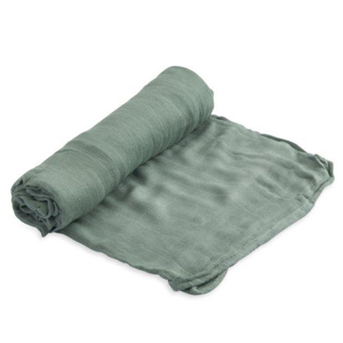 Deluxe Swaddle, Sage