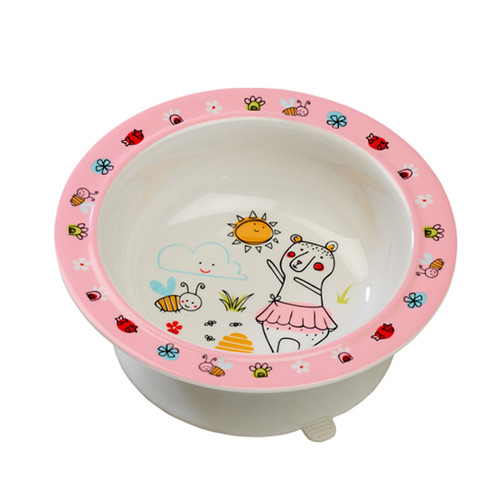 Suction Bowl, Clementine Bear