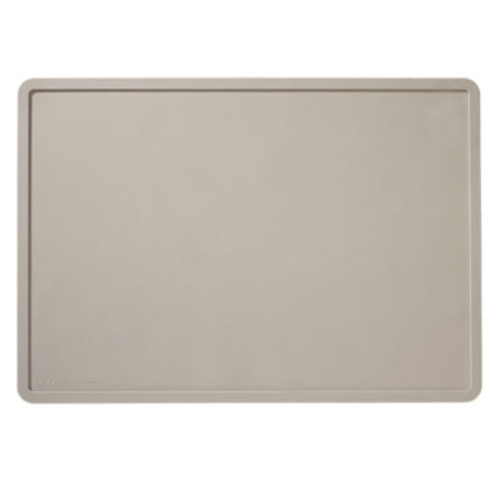 SIlicone Placemat, Light Grey