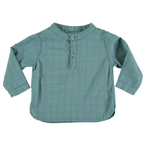 Paul Check Shirt, Mint