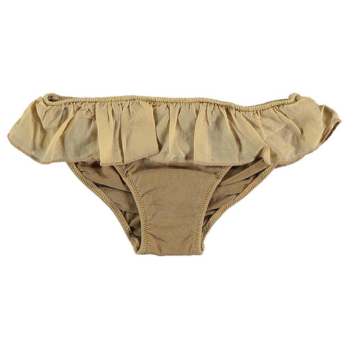 Julieta Ruffle Bloomer, Moutarde