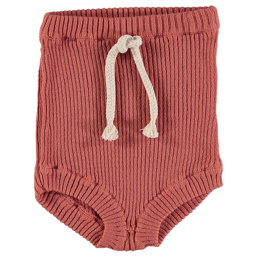 Zoo Knit Bloomer, Terracota