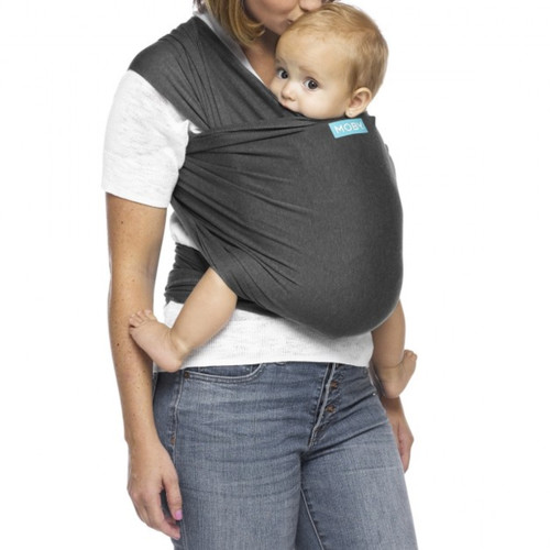 Moby Evolution Wrap, Charcoal