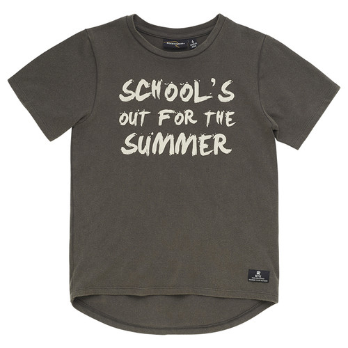 Rock Your Baby Short Sleeve Tee, School's Out