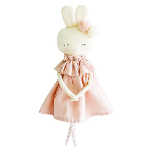 Isabelle Bunny, Pink Linen