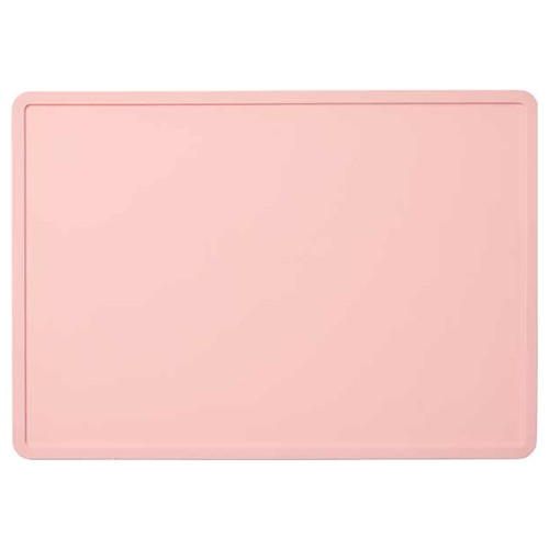 Silicone Placemat, Pink
