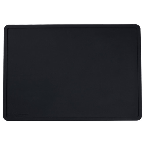 SIlicone Placemat, Black