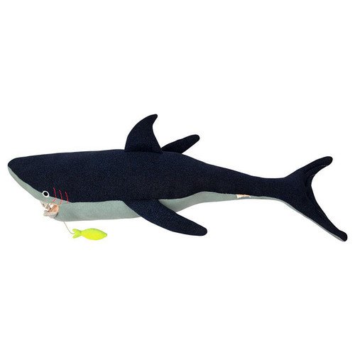 Vinnie the Shark Plush Toy