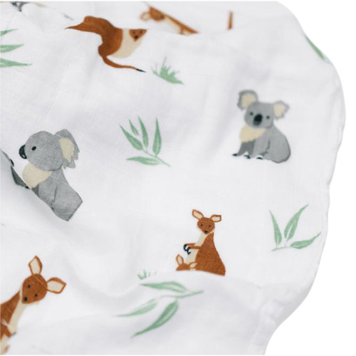 Bamboo Swaddle, Down Under