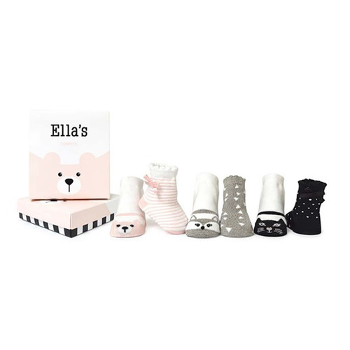 Socks Six Pack, Ella