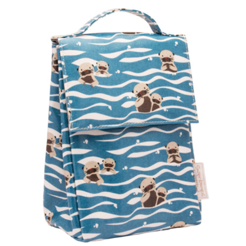 Classic Lunch Sack, Baby Otter