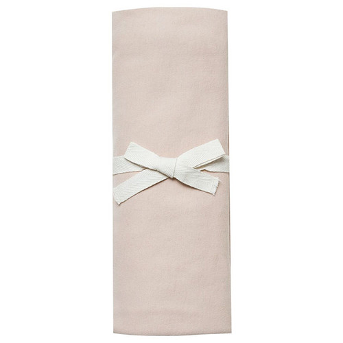 Swaddle, Solid Rose