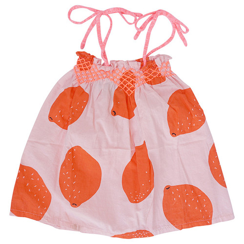 Dottie Dress, Citrus