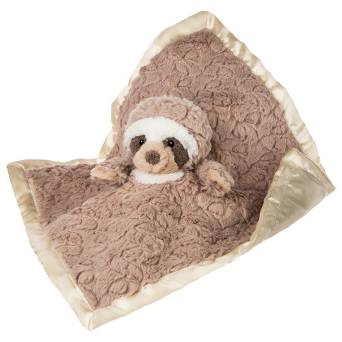 Putty Sloth Security Blanket