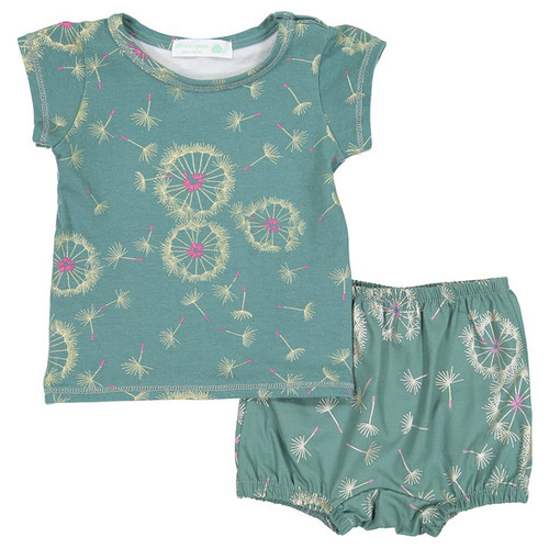 Shirt & Bloomer Set, Tiny Dancers