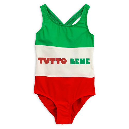 Sporty Swimsuit, Tutto Bene