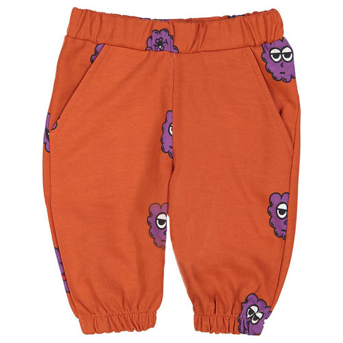 Knee Sweat Shorts, Purple Raspberries