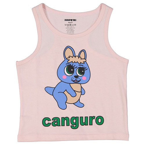 Tank Top, Blue Canguro