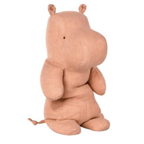Medium Hippo, Dusty Pink