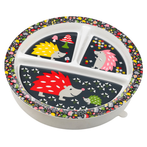 Divided Suction Plate, Hedgehog