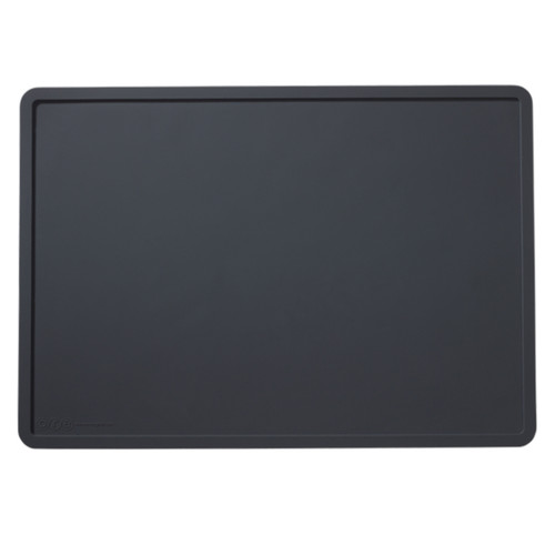 Silicone Placemat, Dark Grey