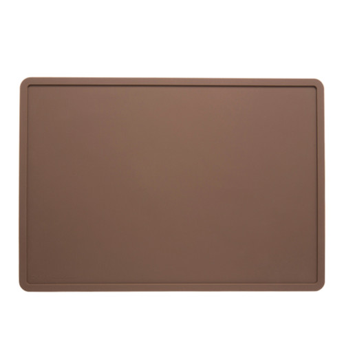 Silicone Placemat, Chocolate