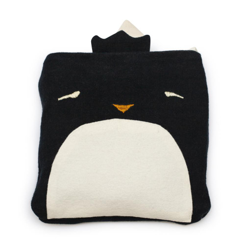 Travel Blanket, Penguin