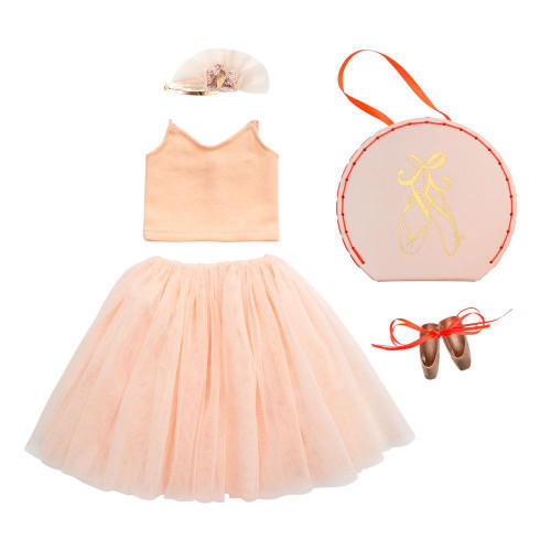 Doll Ballerina Dress up Kit (For Meri Meri Dolls)