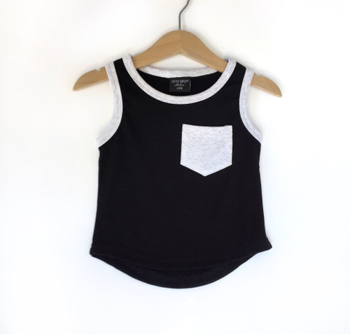 Pocket Tank, Black