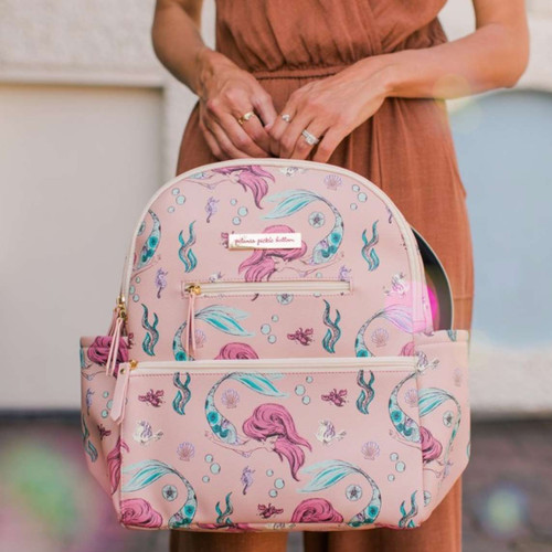 Petunia Pickle Ace Backpack in The Little Mermaid