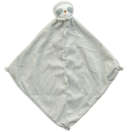 Grey Sloth Security Blankie