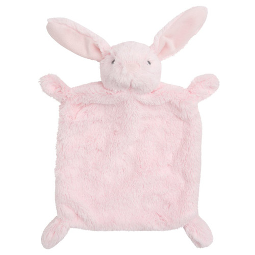 Security Blanket, Pink Bunny