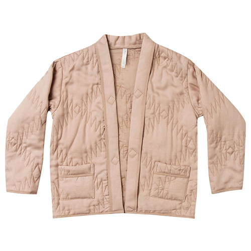 Rylee & Cru Quilted Jacket