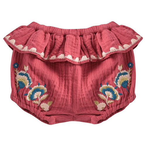 Vallya Bloomers, Burgundy