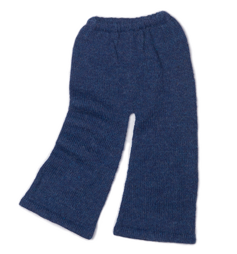 Oeuf Indigo Bell Bottom Pants