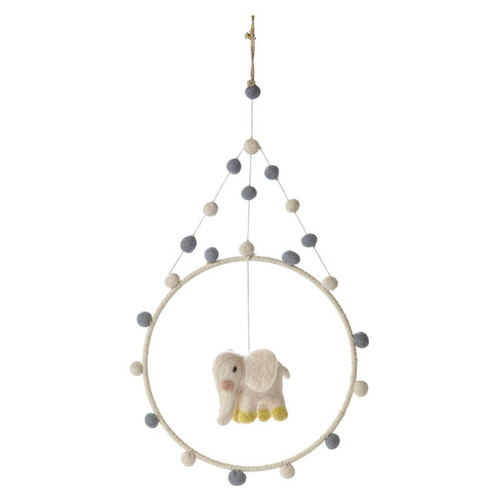 Hoop Mobile, Elephant