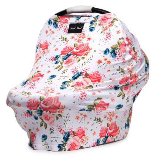 Milk Snob Car Seat Cover French Floral