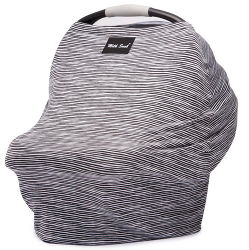 Milk Snob Car Seat Cover Wee Stripe