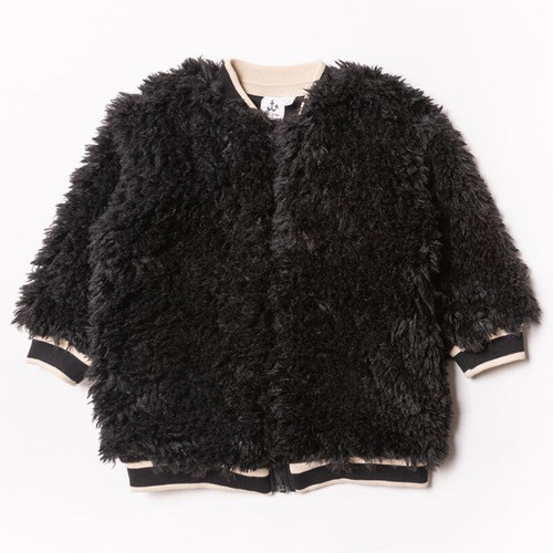 Furry Bomber, Black