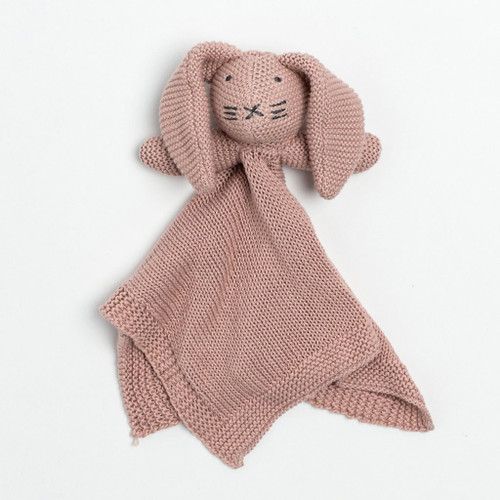 Organic Cotton Lovey, Bunny